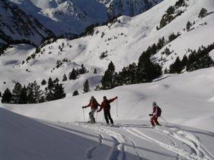 Un petit week-end ski à la Toussuire…